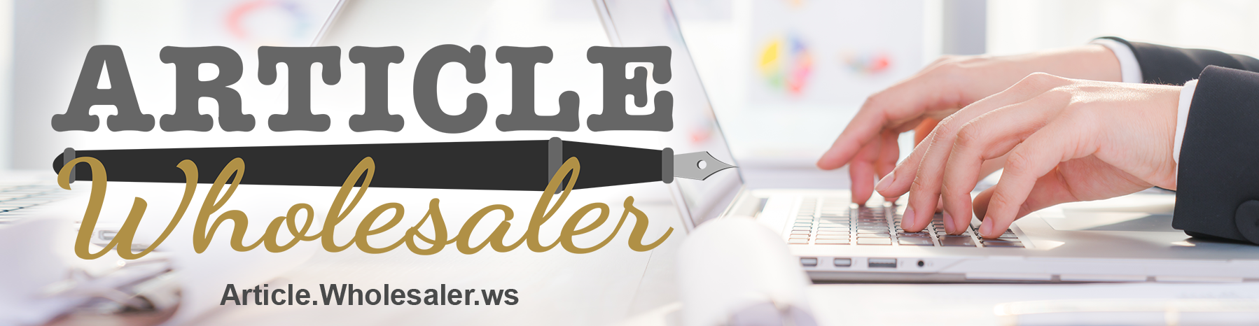 Article Wholesaler header image